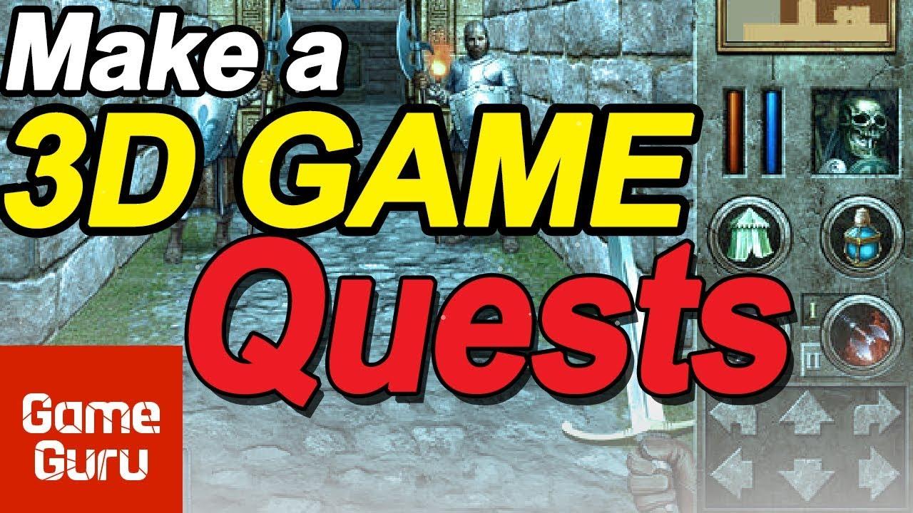 Steam Community :: Video :: 3D RPG QUEST: Game Development