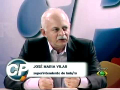 Pinto Júnior entrevista José Maria Vilar - Superin...