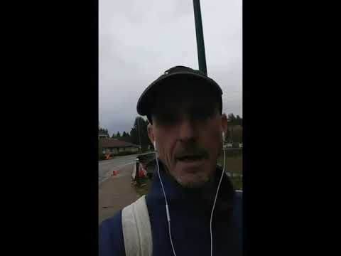 """Deep state / shadow government """"gang stalking"""" of American citizen on American soil. Tumwater WA."""