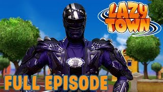 Lazy Town | Roboticus | Full Episode