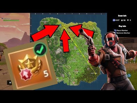 fortnite challenge search between a pool windmill and an umbrella easily - fortnite umbrella challenge