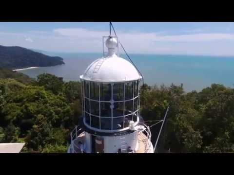Penang National Park - Monkey Beach and Lighthouse