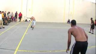 2010  BIG BALL  Doubles  Sea Side  Handball Courts