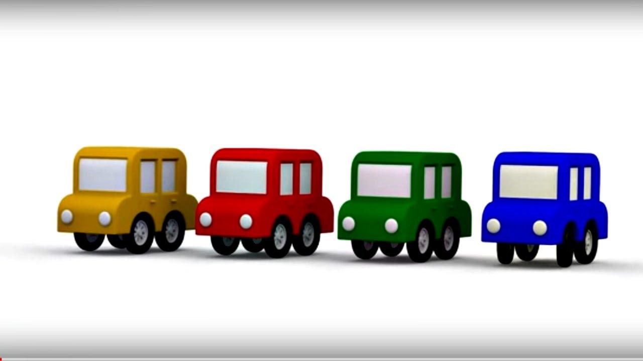 lehrreicher zeichentrickfilm die 4 kleinen autos wir bauen einen hubschrauber youtube. Black Bedroom Furniture Sets. Home Design Ideas