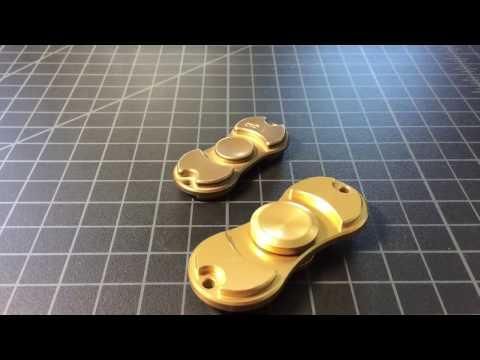 $1.40 Fidget Spinner vs $140 Fidget Spinner