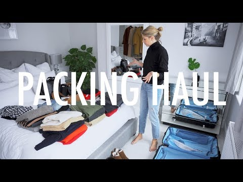 WINTER HAUL | What I've Bought For Our Trip | Topshop, ASOS, M&S, H&M, River Island and Dune