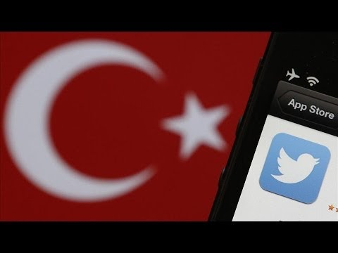 Internet Users in Turkey Hit by Twitter Ban