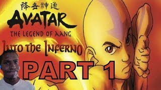 Avatar - The Last Airbender: Into the Inferno (PS2) Walkthrough Part 1 With Commentary