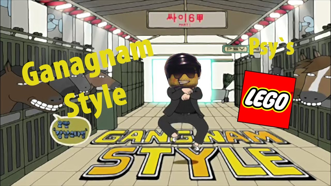 Cars Gangnam Style   National Car BG
