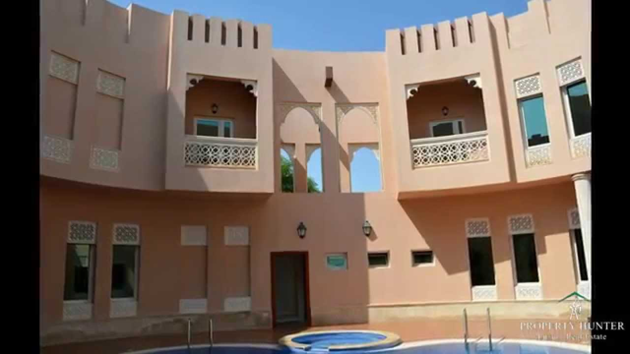 Villa For Rent At West Bay Lagoon Doha Qatar Ref 865 By Property Hunter You