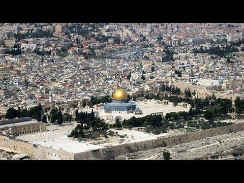 Middle East peace talks begin in Jerusalem