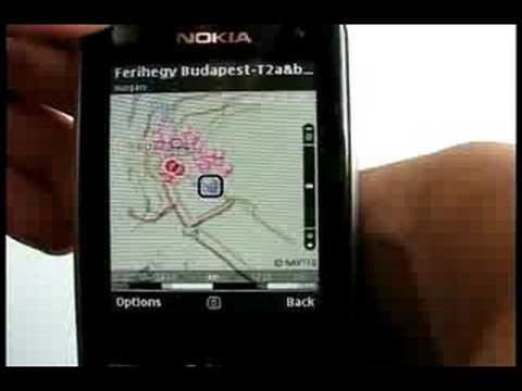 Nokia 6220 Classic handson