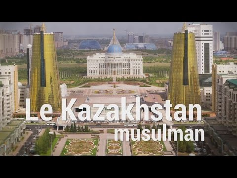 Muslim Kazakhstan-wedding agency CQMI  (EN subtitles)