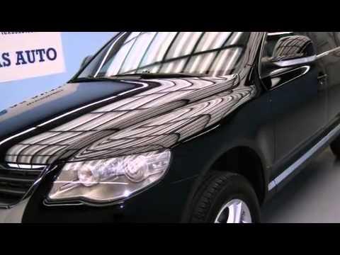 2009 Volkswagen TOUAREG 2 San Antonio TX