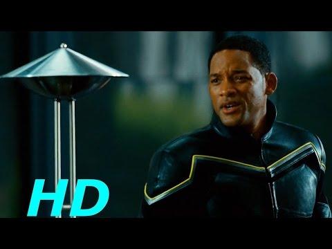 Hancock vs. Red ''Bank Robbery'' - Hancock-(2008) Movie Clip Blu-ray HD Sheitla