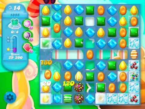 Candy Crush Soda Saga Level 1335 - NO BOOSTERS