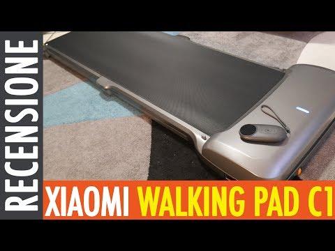 Walking Pad C1 - In forma con il nuovo tapis roulant di Xiaomi