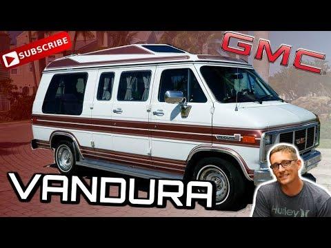 GMC Vandura 2500 Van (Option Series) Cleanest Van In The Country