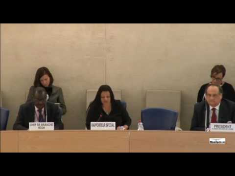 ID  SR on Human Rights in Eritrea   33rd Meeting,  20170314