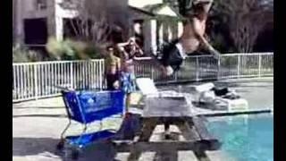 Campus Club Pool 5