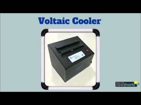 Voltaic Cooler