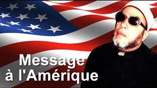 Sheikh Abdelhamid Kichk - Message à l'Amérique - ST français