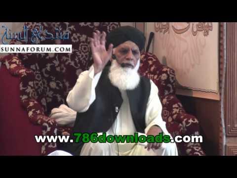 Sheikh ul Hadith Molana Abdul Sattar Saeedi