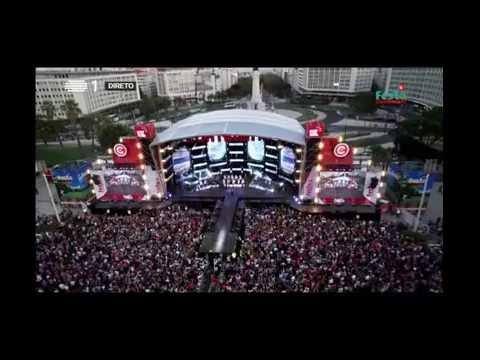 Tony Carreira- Festa Continente 2016 Lisboa