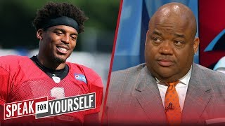 Whitlock on Cam's response to Benjamin, expectations for Dak in 2018   NFL   SPEAK FOR YOURSELF
