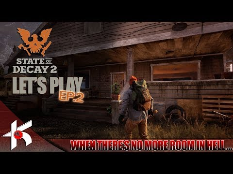 State of Decay 2 : LET'S PLAY ep.2 PC ULTRA Settings