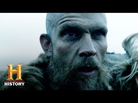 Vikings: Season 5 Official #SDCC Trailer (Comic-Con 2017) | History
