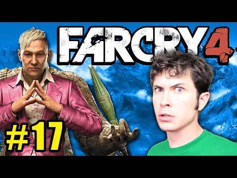 FAR CRY 4 Gameplay Part 17 - MILE HIGH CLUB - Let's Play FAR CRY 4 (Gameplay & Commentary)