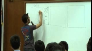 Manix Abrera--Paggawa ng Komiks--Ateneo HS
