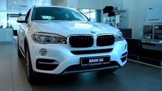 Новый BMW X6 - LIVE обзор Александра Михельсона