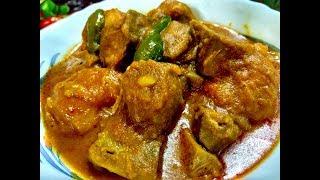 Niramish Echor Aloor Dum Recipe   নিরামিষ ইচড় আলুর দম   jackfruit Curry   Echor Dalna