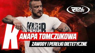 Kanapa Tomczukowa - Zawody i perełki dietetyczne
