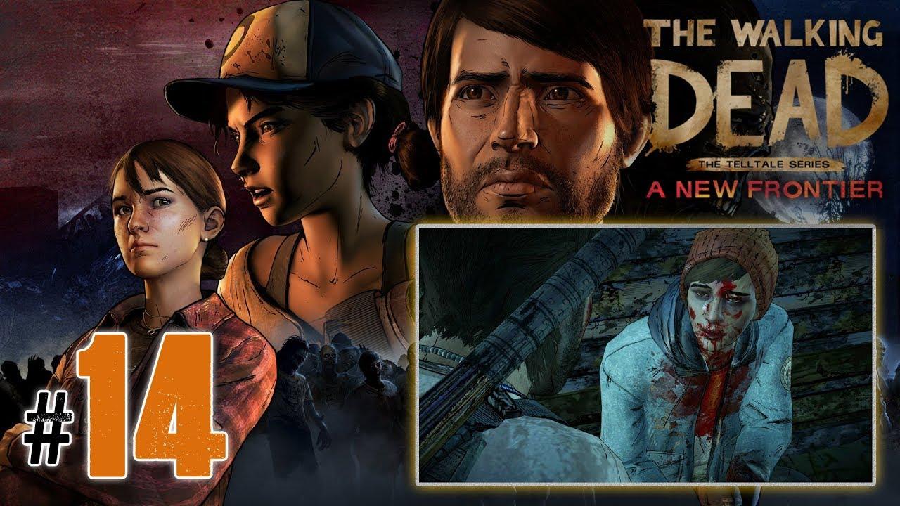 """Let's Play: The Walking Dead NF odc. 14 – Epizod V [3/3] – """"Śmierć i świeży start"""" END"""