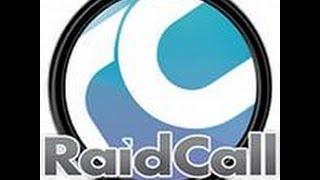 как зарегистрироваться в RaidCall