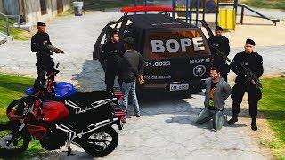 GTA V : VIDA POLICIAL | OPERAÇÃO DO BOPE NA FAVELA -  EP. 218 (GTA 5 MODS LSPDFR)