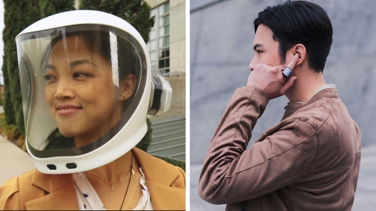 10 Futuristic Clothes you'll want to Wear