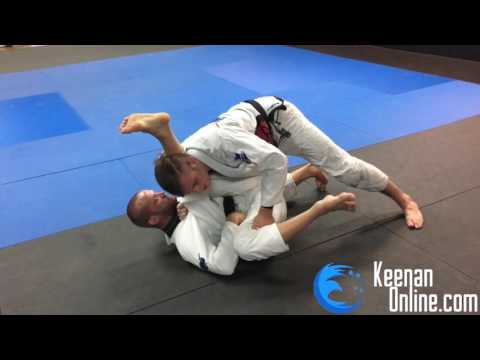 The Most Basic but Most Powerful Pass in Jiu-jitsu | KEENANONLINE.COM