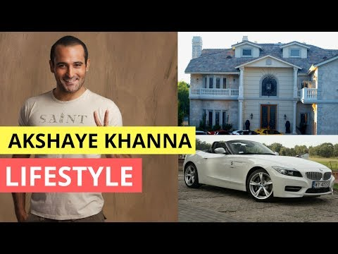 Akshaye Khanna Bollywood Actor, girlfriend, Income, Movies, Family, Cars ,Gossips and News