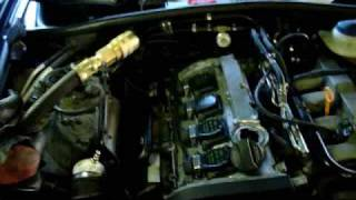 HOW TO BOOST LEAK TEST on an AUDI A4 1.8T - TurboBoostLeakTesters.com