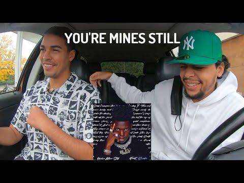 YUNG BLEU x DRAKE - You're Mines Still   REACTION REVIEW