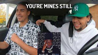 YUNG BLEU x DRAKE - You're Mines Still | REACTION REVIEW