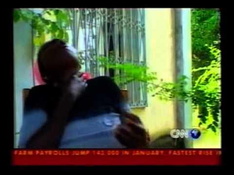 Cabinda on CNN