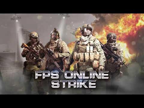 FPS Online Strike