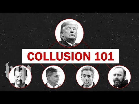 Opinion | No, collusion is not a crime. But conspiracy is.