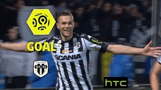 Video Gol Pertandingan Angers SCO vs SC Bastia