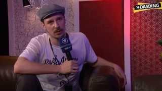 15 Fragen an Alligatoah bei Rock am Ring 2014   DASDING